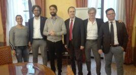 Domenico Pavone nuovo consigliere provinciale con delega all'istruzione e ai trasporti