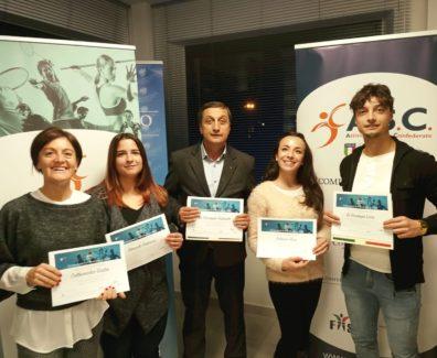 gruppo academy ASC Sport Abruzzo