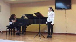 Nuova scuola comunale di musica: la consegna delle borse di studio