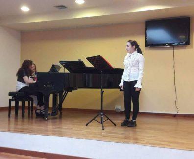 scuola comunale musica montesilvano
