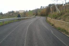 strada provinciale ancarano controguerra
