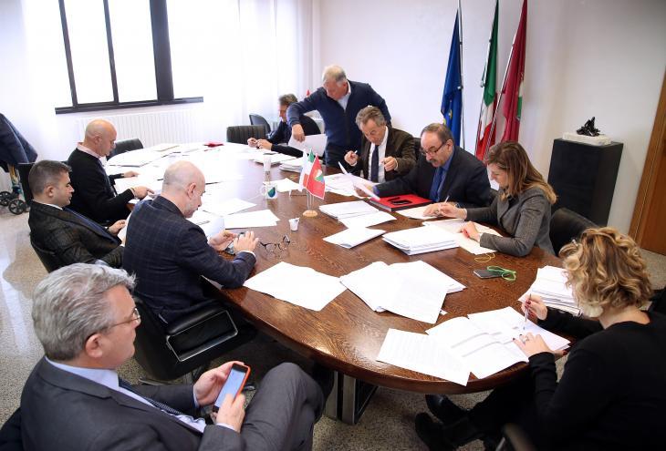 Bilancio, approvato in giunta il consolidato: risultati positivi