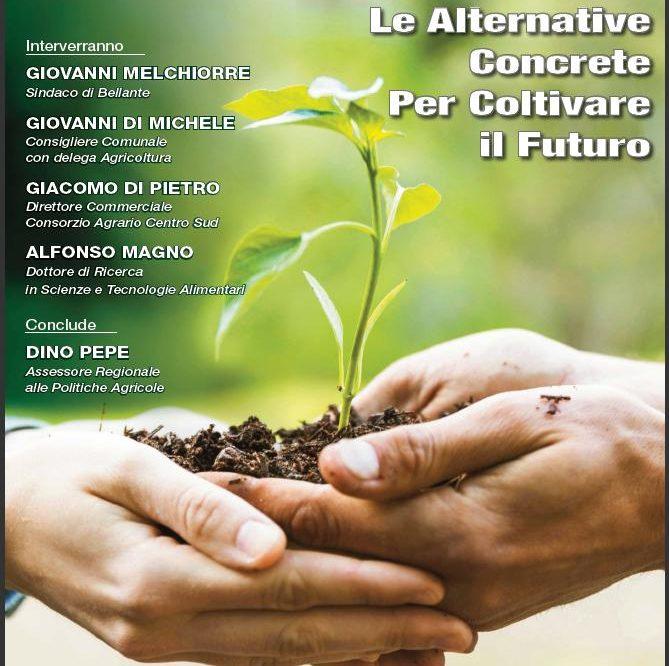 """""""Quale agricoltura per il domani?"""": l'iniziativa a Bellante"""