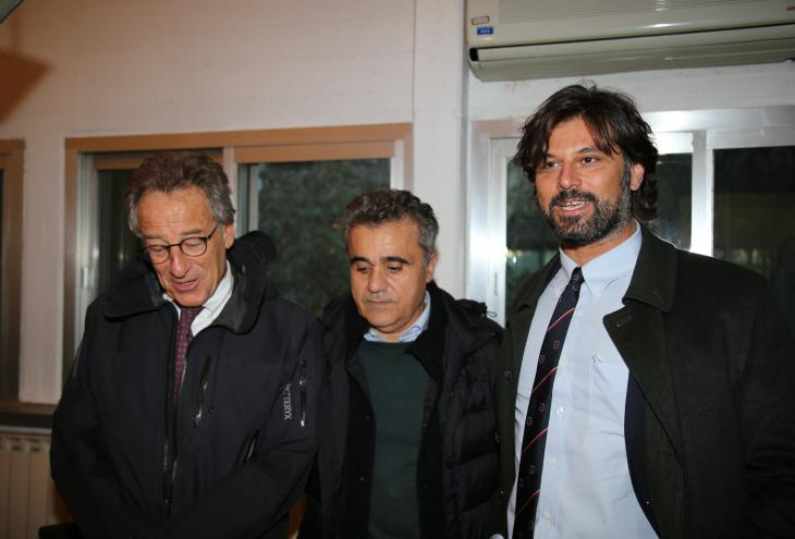 Ricostruzione, due nuove sedi per Arta e Università dell'Aquila