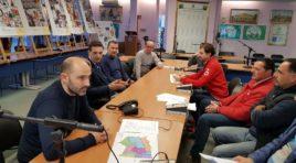 Piano neve Montesilvano: riunione con ditte, Protezione Civile, e Associazione Nazionale Carabinieri