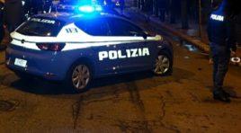 Sulmona,aggredisce  un agente libero dal servizio: arrestato un trentenne