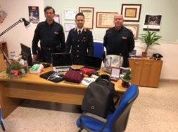 polizia furto macbook