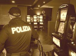 polizia slot