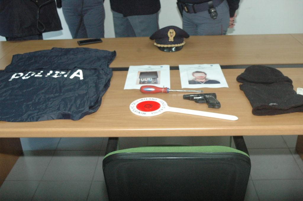 Vasto, furto al Minimarket: arrestato giovane ladro rumeno
