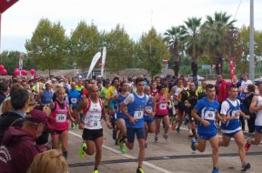 mezza maratona partenza