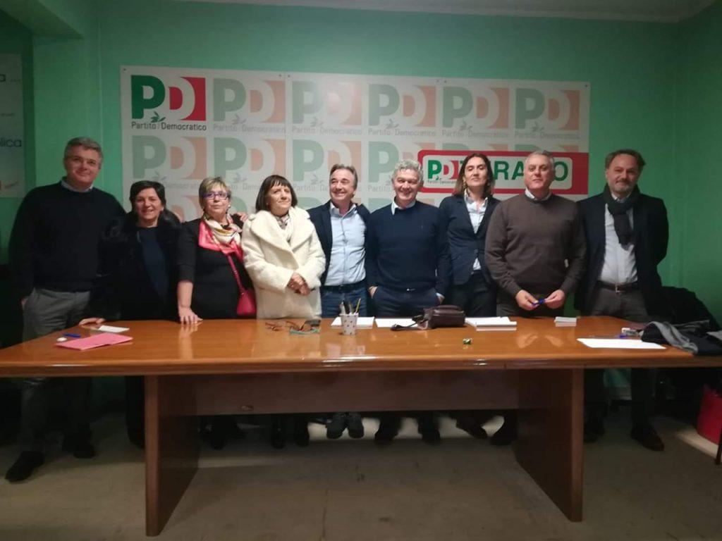 Il Coordinamento Provinciale del PD approva la Lista con i 7 candidati teramani al Consiglio Regionale