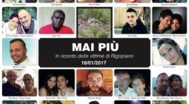 """Rigopiano, due anni dopo: Di Maio ai parenti delle vittime """"Noi ci siamo"""""""