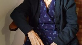 """Tocco da Casauria piange Giselda Stromei, pronipote del poeta Domenico Stromei detto """"ciabattino"""""""