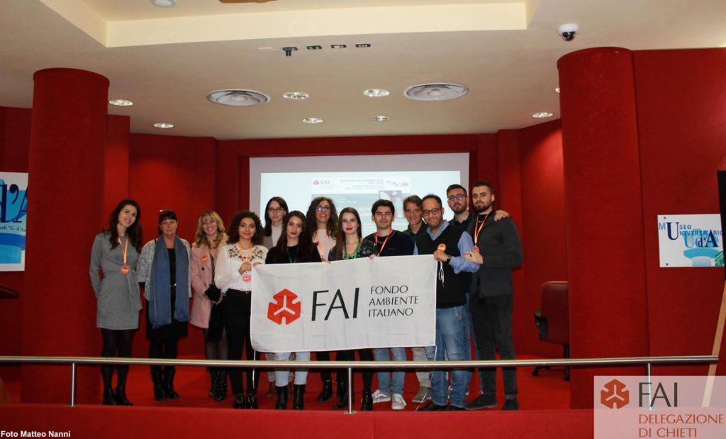L'arte di Giotto e l' Abruzzo: iniziativa del Fai Giovani Chieti