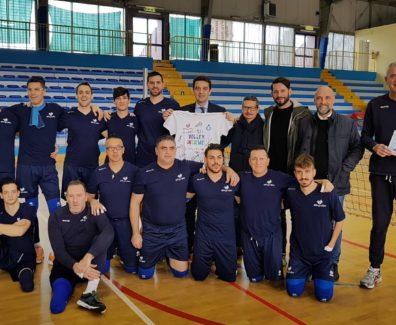 Sitting volley_squadra