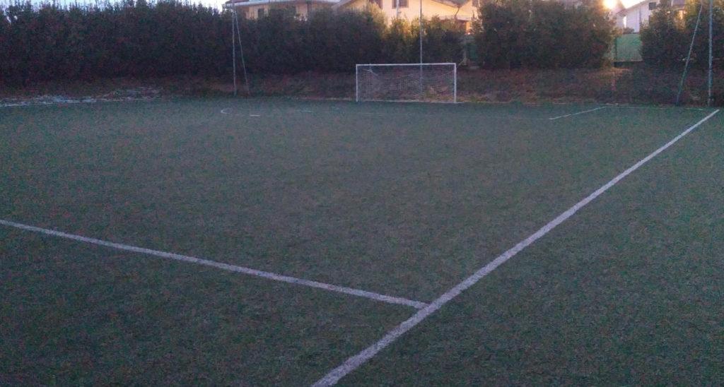 Sant'Egidio, ristrutturazione dell' impianto di calciotto a Paolantonio