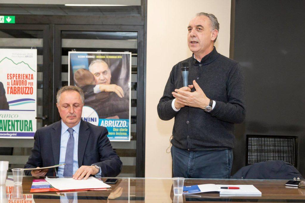 La politica dei 5 sensi, prosegue la campagna elettorale di Franco Di Bonaventura
