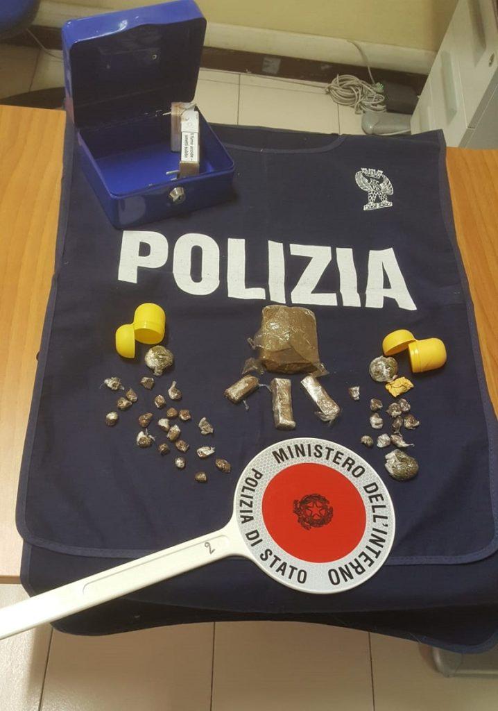 Chieti, arrestati due giovani per spaccio di droga