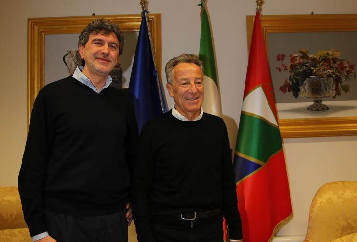 Regione Abruzzo, passaggio di consegne tra Lolli e Marsilio