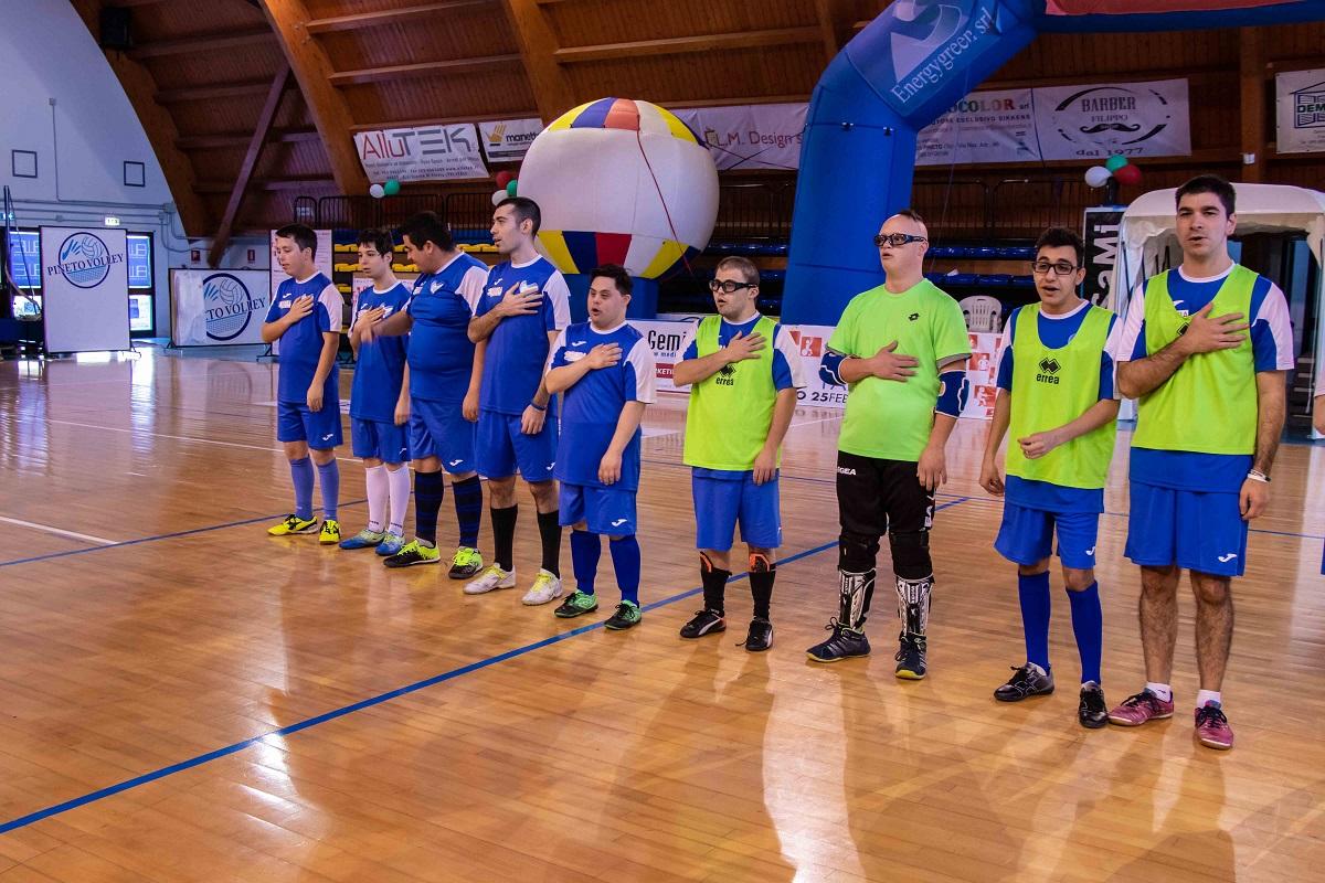 Calcio a 5 e danza sportiva: protagonisti della settimana dello sport paralimpico