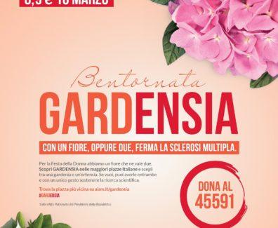 GARDENSIA locandina 2019