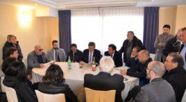 Erosione costa, Marsilio incontra i sindaci a Casalbordino