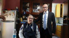 """Disabile prigioniero in casa da 5 anni, Pettinari (M5s) """"Istituzioni sorde"""""""