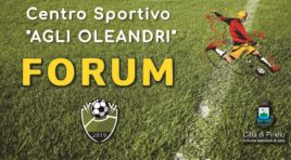 Pineto, nuovo look per il campo Forum del centro sportivo Agli Oleandri
