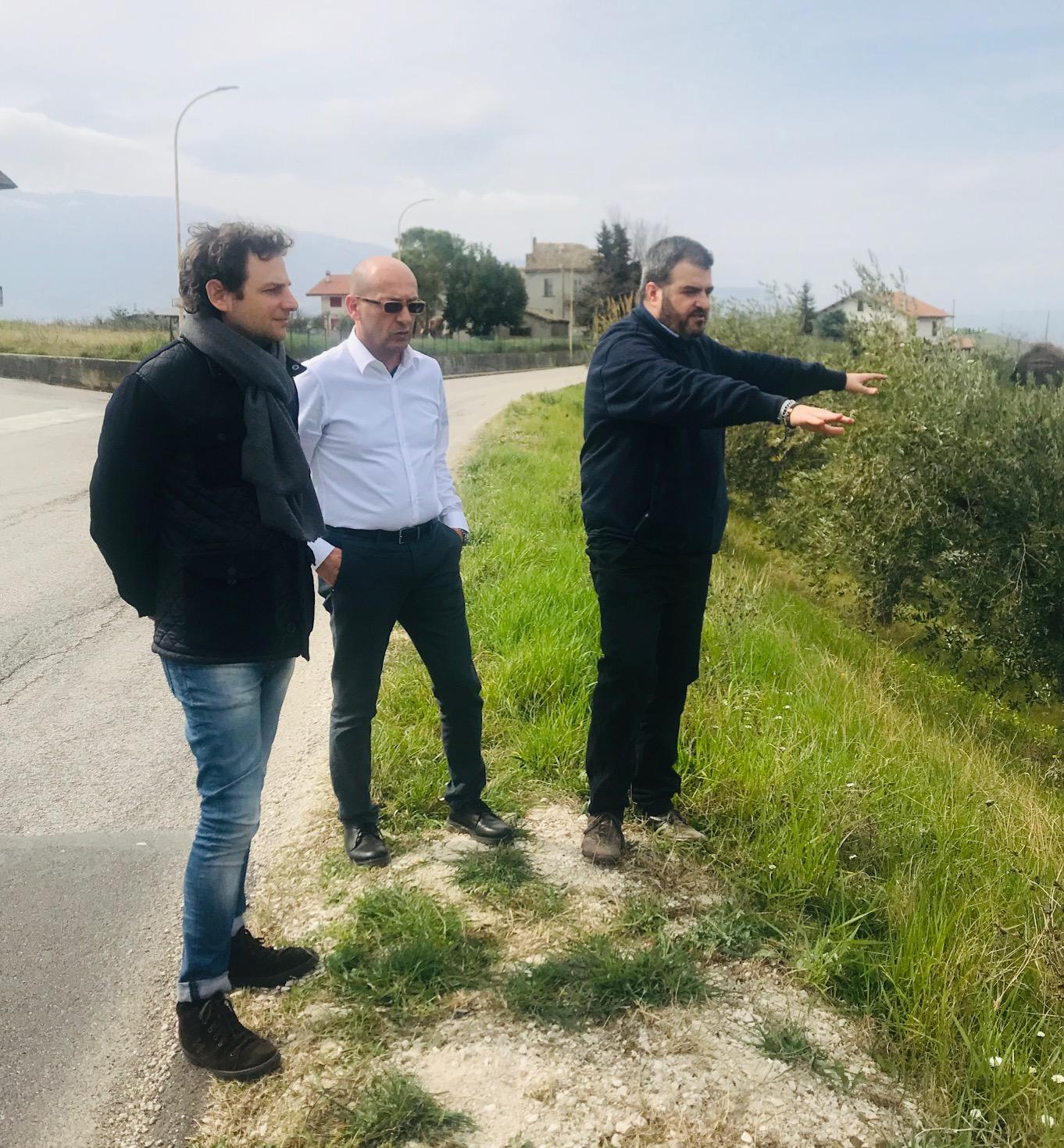 Dissesto idrogeologico, Zennaro (M5S) ad Ancarano per incontrare gli amministratori