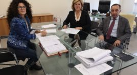 Verì visita la Asl Lanciano Vasto Chieti: focus su personale e tecnologie
