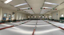 Sant'Egidio, ristrutturato il bocciodromo comunale