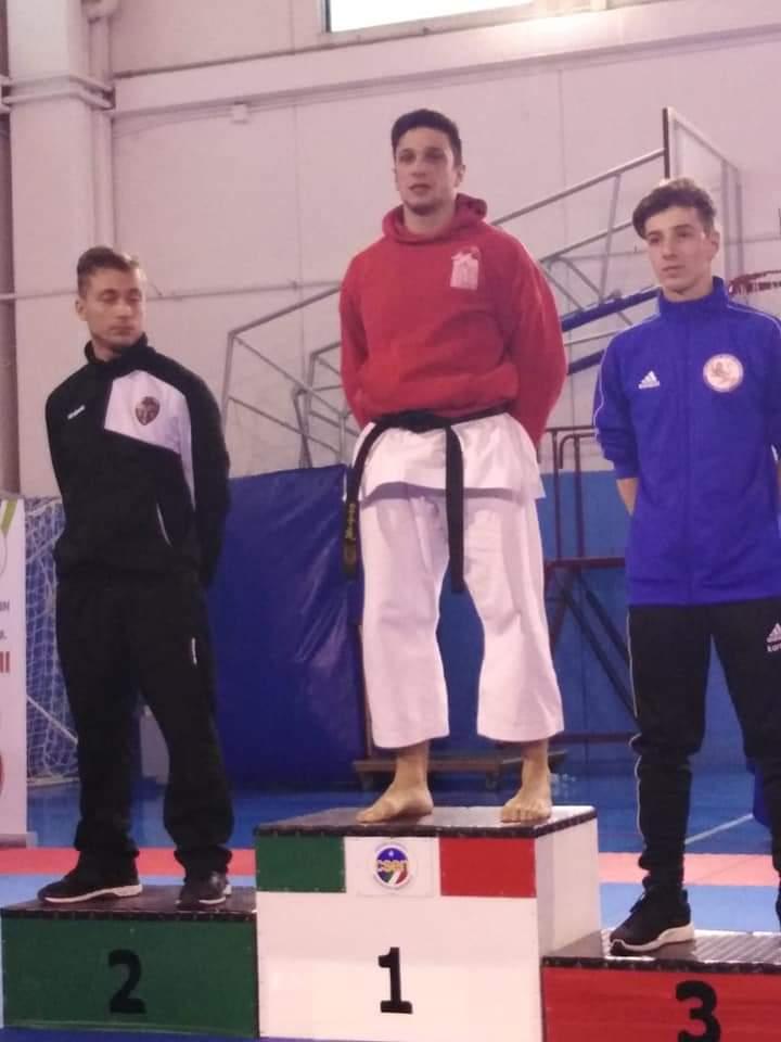 Blasioli vince la semifinale del VI Trofeo InterRegionale Csen di Karate.do