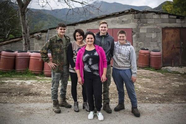 Aziende colpite dal sisma, raccolta fondi per aiutare Teresa Piccioni di Valle Castellana