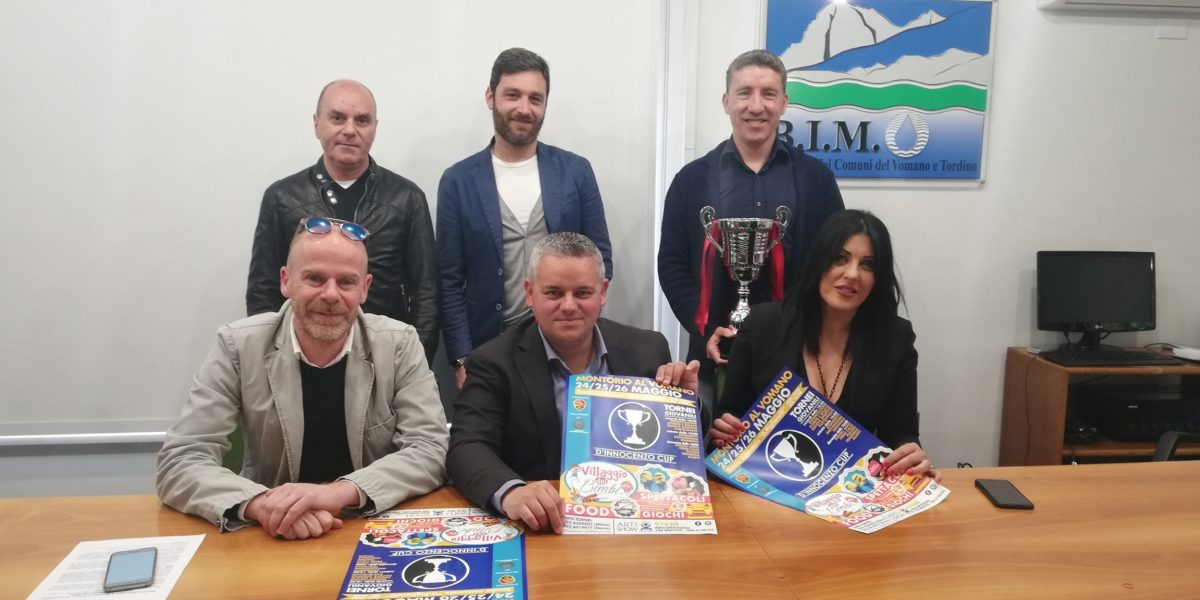 """A Montorio il Torneo """"D'Innocenzo Cup"""" con il Villaggio dei Bimbi"""