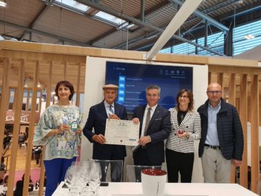 Il Premio Talenti e Imprese all'azienda Pepe