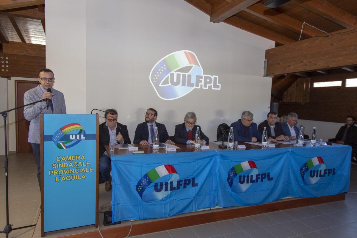 L'Aquila, gestione sanitaria delle maxiemergenze dopo il sisma: incontro sindacati