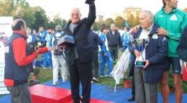 Atletica Vomano, Ferruccio D'Ambrosio festeggia 30 anni di successi