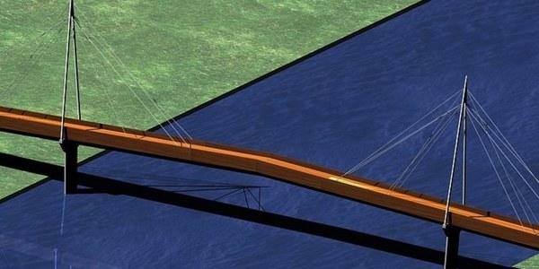Ponte ciclopedonale Vomano, lavori fermi da mesi: provincia contesta ditta
