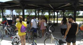 Bici sicura, sabato e domenica la punzonatura gratuita al parco Le vele