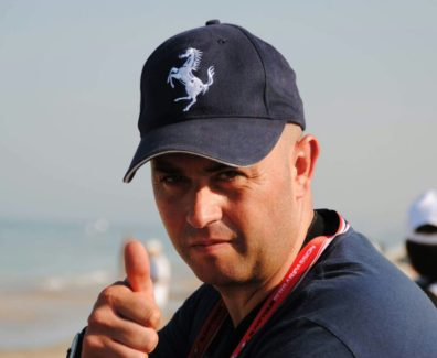 Gabriele Barcaroli, consulente sportivo