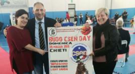 """A Chieti la finale della sesta edizione del """"Budo Csen Day"""""""