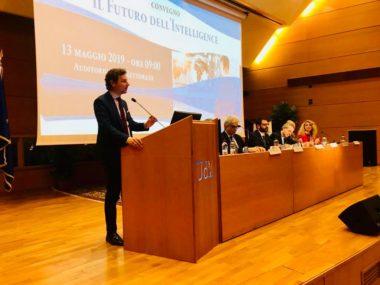 Università Chieti, Zennaro (M5S) al convegno sul futuro dell'intelligence