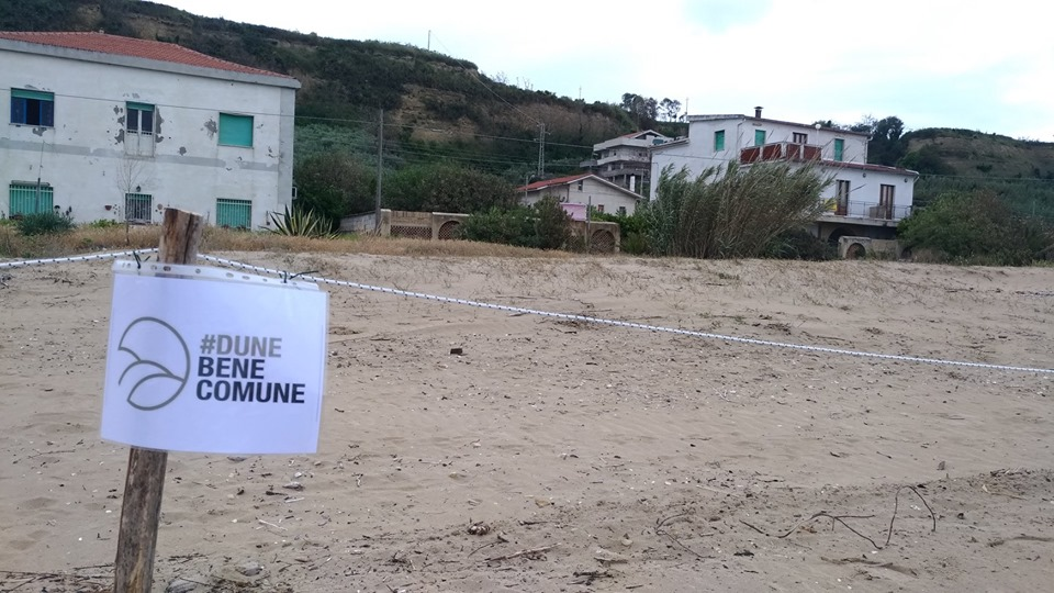 Dune Ortona, la Regione conferma le criticità segnalate dalle associazioni