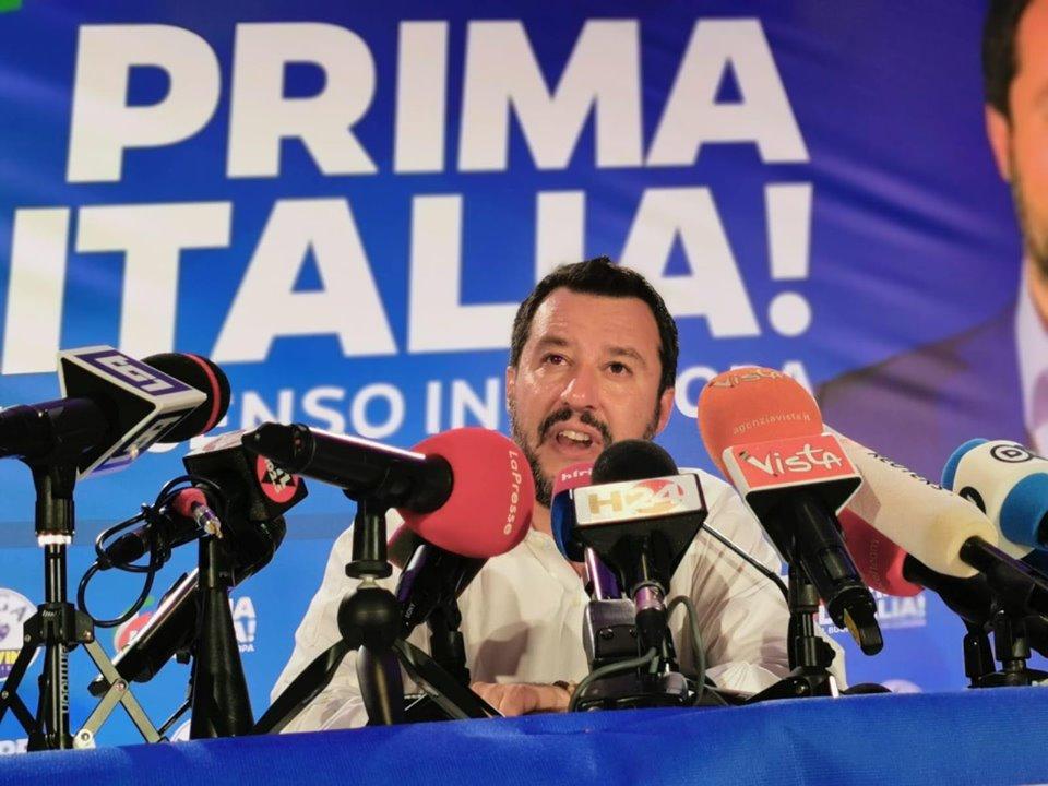 Europee, Lega primo partito in Abruzzo 35,31%