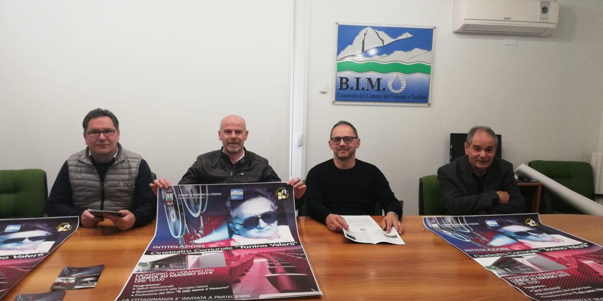 Il Cineteatro di Montorio intitolato al regista Tonino Valerii