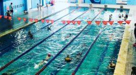 Centro sportivo Le Naiadi, consegna della struttura alla società
