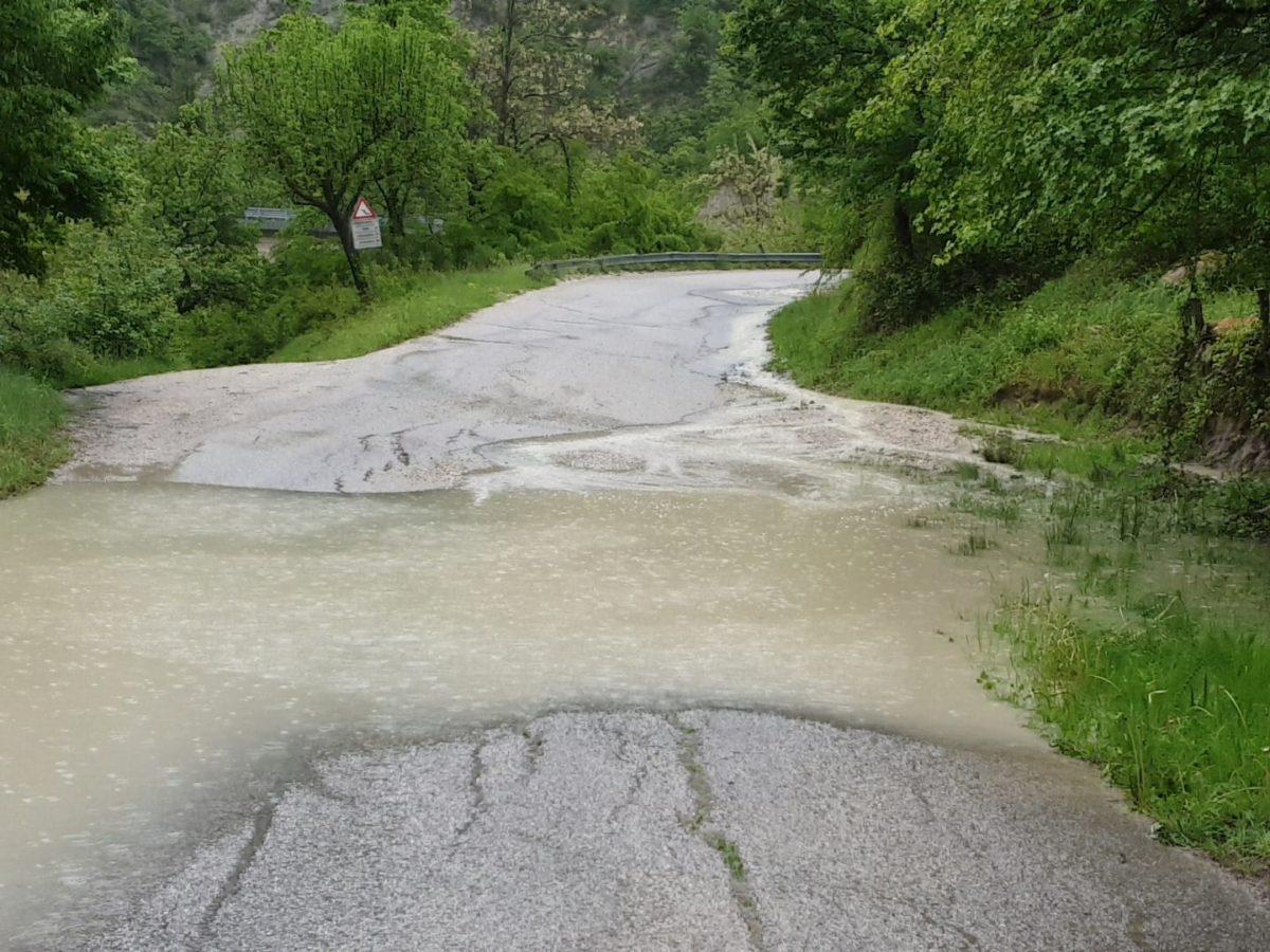 Valle Castellana, dal 3 luglio chiude la provinciale 49