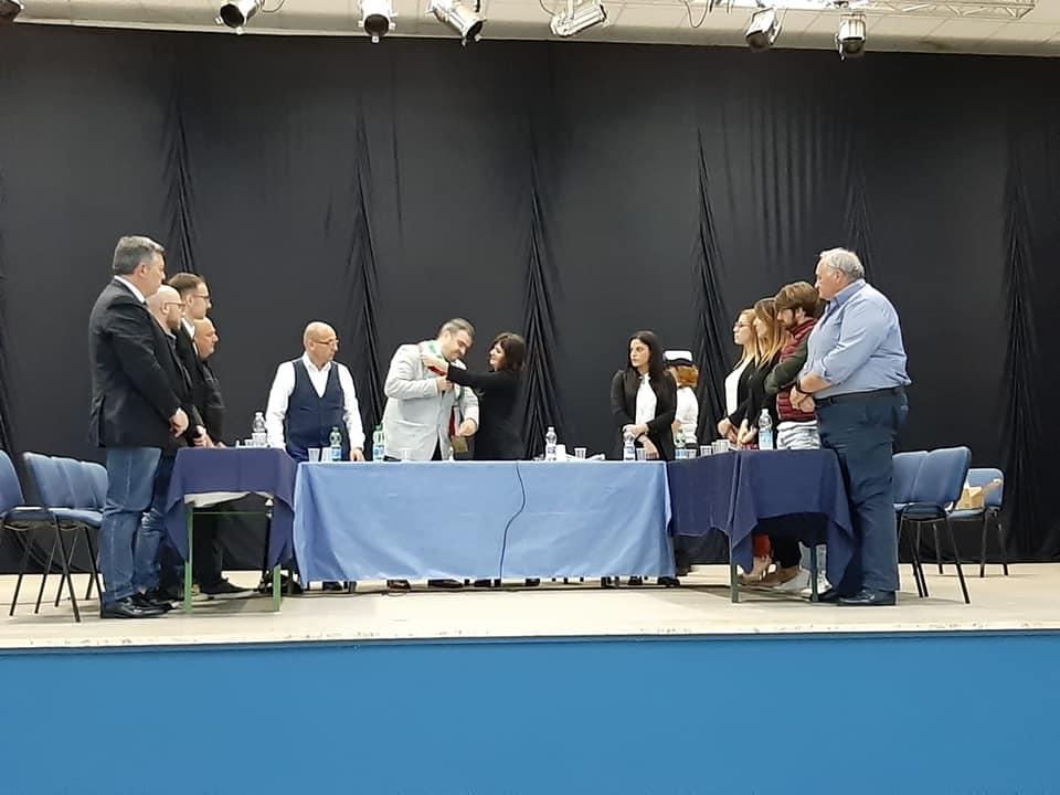 Ancarano, il sindaco Panichi ha nominato la nuova giunta