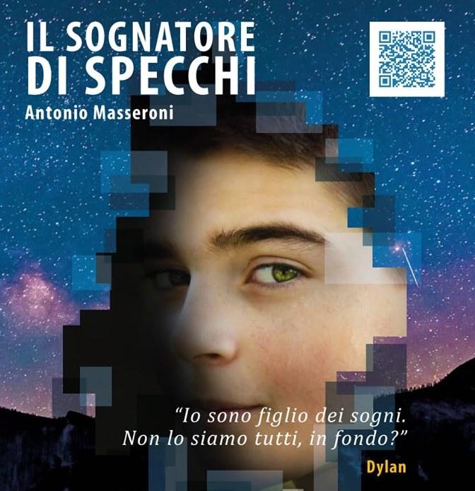 """Roseto,Antonio Masseroni presenta """"Il sognatore di specchi"""""""