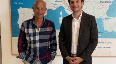 Antonio Zennaro e Enrico Paolini